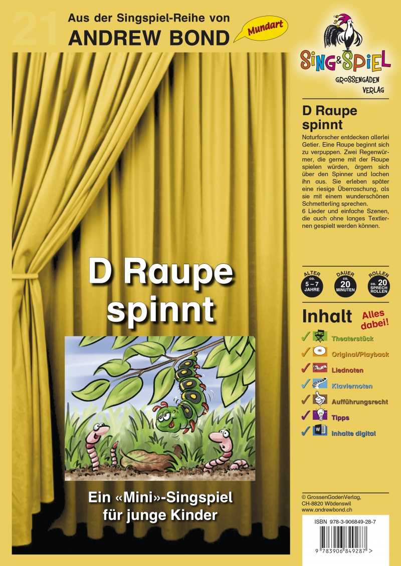 D Raupe spinnt (21)